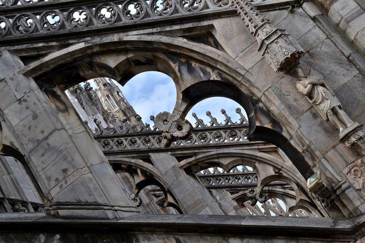 Duomo Terraces, Milan by The Art of Creativity Studio