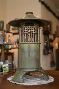 Studio Gallery – Lake Mills, WI | Ephraim Pottery – Laternen – #Ephraim #Galle …   – Keramische Kunst
