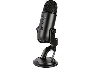 Blue Microphones Yeti USB Microphone - Blackout Edition