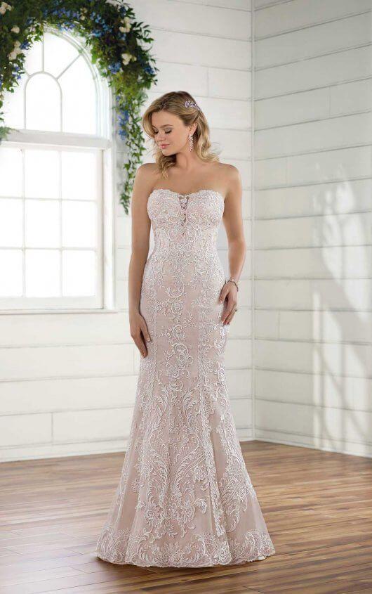 546 besten Classic Wedding Dresses Bilder auf Pinterest ...