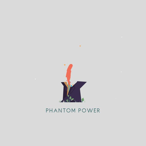 Phantom Power - Diagrams on Behance