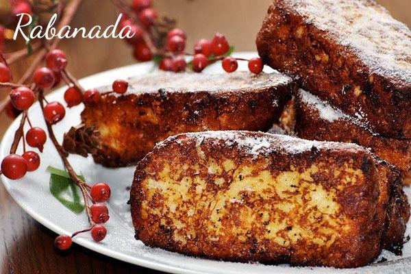Receita de rabanada - Natal ( Receita: Dedo de Moça | Foto: Carol Milano )
