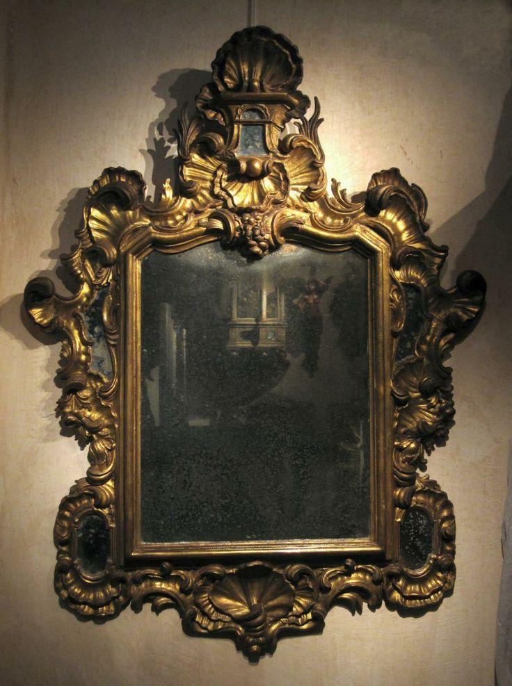 17 best ideas about baroque mirror on pinterest for Miroir baroque rectangulaire