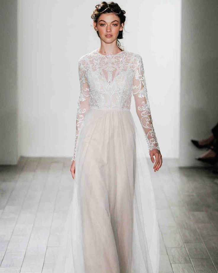 Boho Chic Ti Adora Wedding Dress Collection Spring 2017 : Dresses boho wedding day martha stewart weddings dress