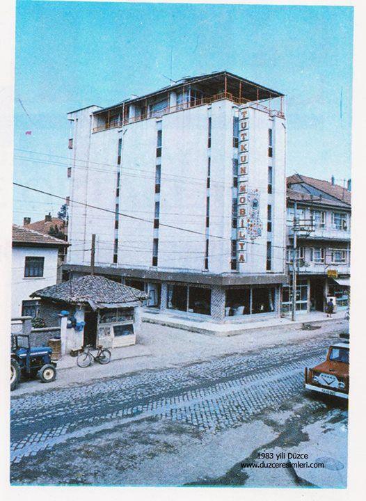 Düzce 1983 yılı