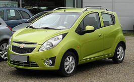 Chevrolet Spark LS+ 1.2 – 2009-heden