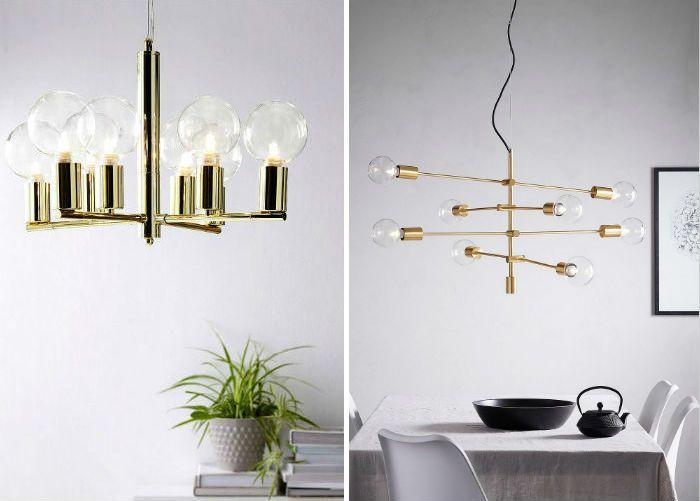 Möbler, inredning och inspiration | Belysning tak, Lampor