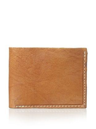 58% OFF Marc New York Men's Handstained Slimfold Wallet (Cognac)