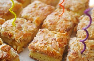 Le gâteau suédois aux amandes de Rachel Allen