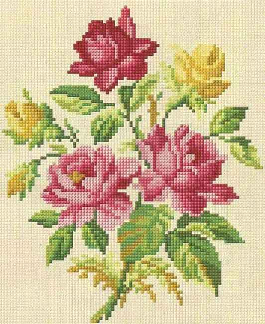 flores en punto de cruz (8)