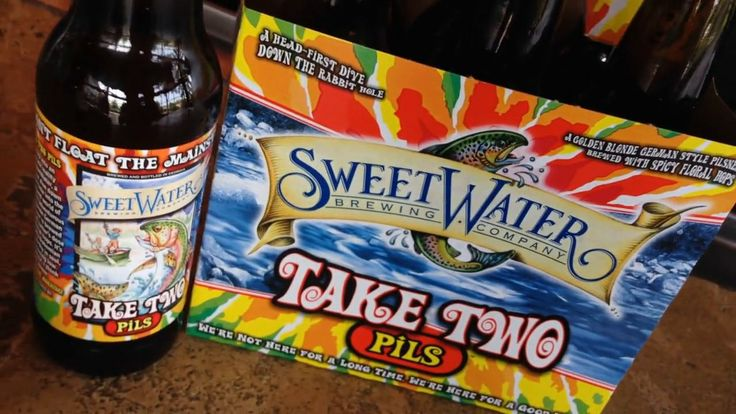 SweetWater's New Year Round Offering, Take Two Pils. SweetWater Brewery (Atlanta, GA) has just released a new year round offering, Take Two ...