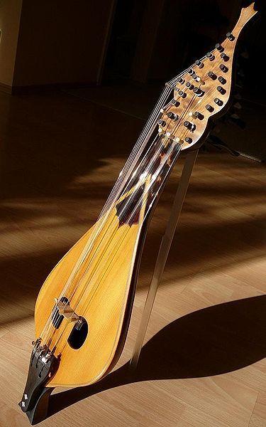 Cretan lyra.