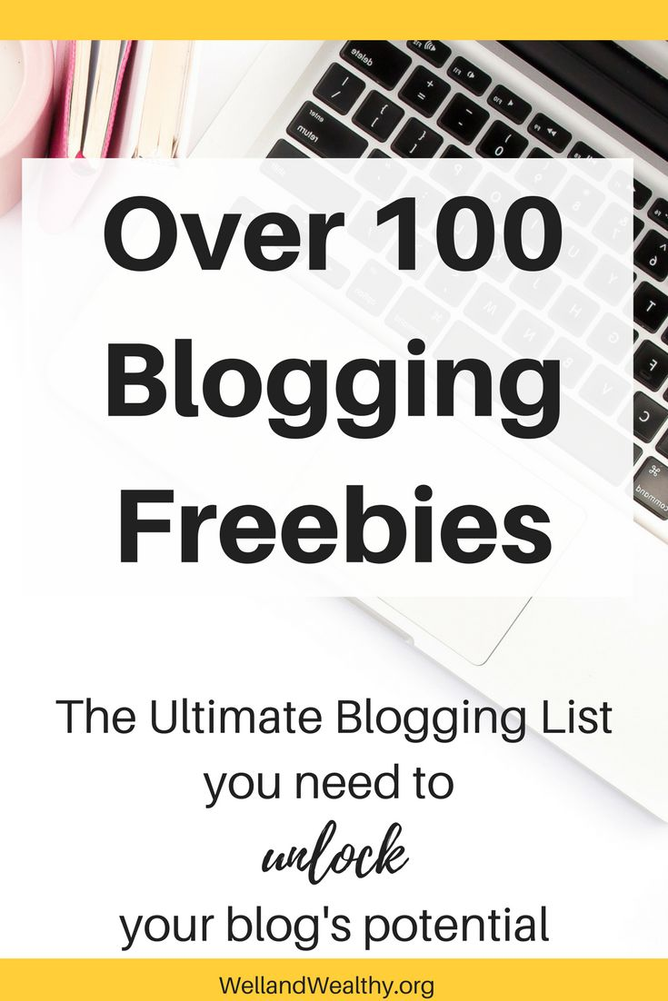 Blogging Tools -- The Ultimate List of FREEBIES For Bloggers: There are courses, eBooks, worksheets, cheatsheets, resource libraries, challenges, the list goes on and on… All to help you get better at blogging!
