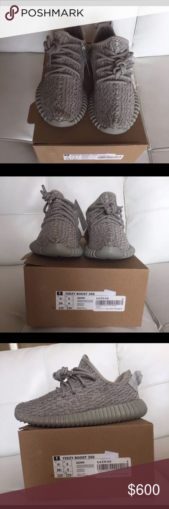 Yeezy Boost 350 MoonRock Authentic, comes with receipt and original everything Never even tried on. Sizes are limited. Price is negotiable text or call me 248-923-6076. Follow me on instagram sneakericon_ adidas Shoes Sneakers