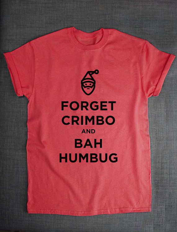 Scrooge Forget Crimbo And Bah Humbug by ResilienceStreetwear