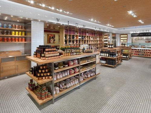 Napa Farm Market Design, Market Design, Retail Store design, food store design, interior design, shop design