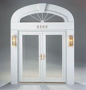 Best 25 double storm doors ideas on pinterest double for Double entry storm doors