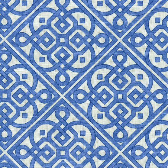 Home Decor Print Fabric- Waverly Lace It Up Aquarium, , hi-res