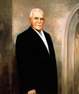 The Right Honourable Louis Stephen St. Laurent, 12th Prime Minister of Canada (1948-1957) | #cdnpoli