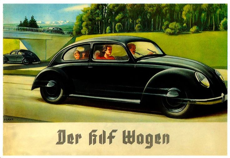 KDF-wagen-1936-VW-escarabajo
