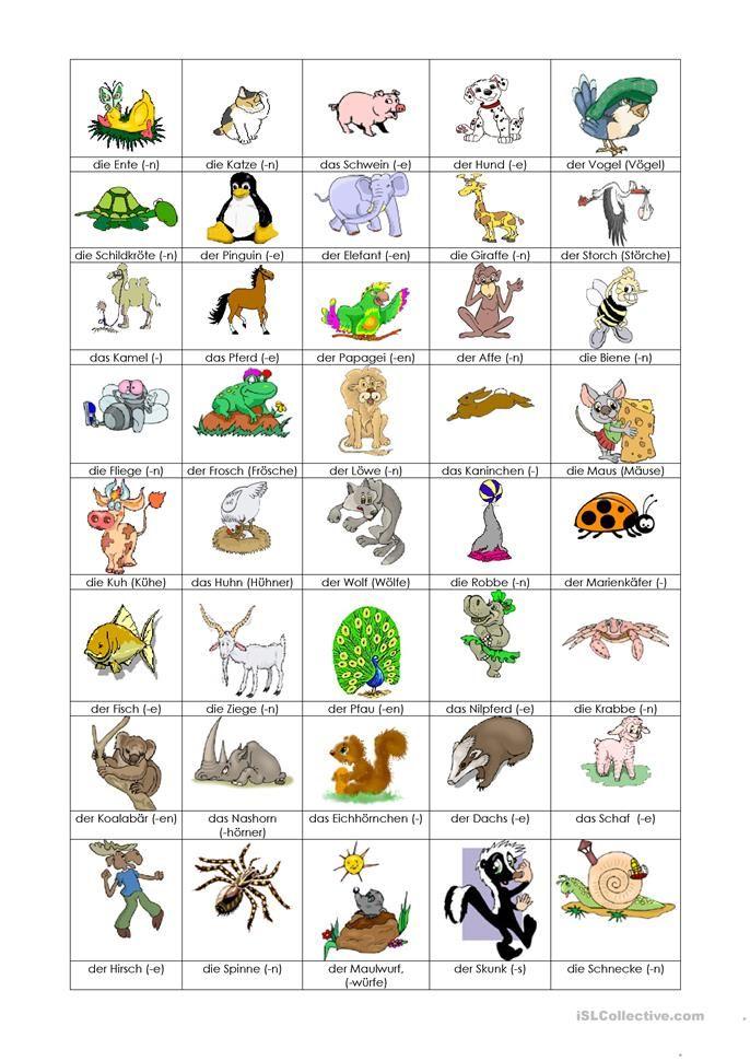 60 best Tier AG images on Pinterest | Crafts for kids, Craft kids ...