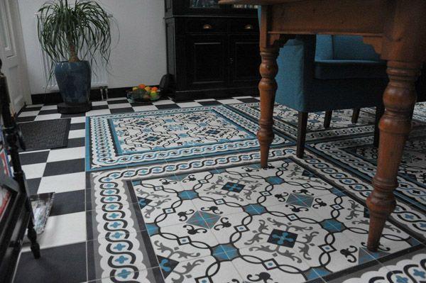 Marockanskt kakel och Marrakech kakel kan användas för att skapa en exotisk känsla i heminredningen. Kolla in dessa spännande kakelbilder!