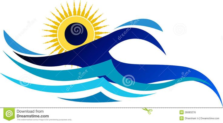 Free-Swimming Logos | Competitive Swimming Clipart | ClipArtHut - Free Clipart