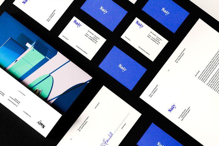 """다음 @Behance 프로젝트 확인: """"Saiy - Identity & Brand Book"""" https://www.behance.net/gallery/46278295/Saiy-Identity-Brand-Book"""