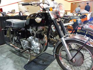OldMotoDude: 1960 Royal Enfield 350 Bullet for sale at the 2016...