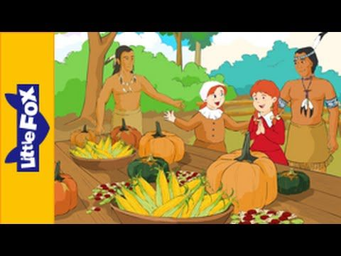 Thanksgiving Videos for Kids - Primary Theme Park