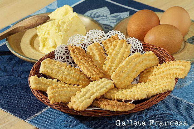 Estas galletitas Francesas son tradicionales en la familia. A base de mantequilla para enloquecer a los invitados. Son adictivas! Si ya te antojaste comunícate con Olguita al 3123629574 y pide lo que quieras!