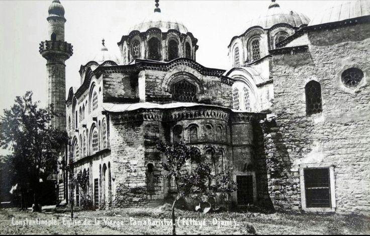 Fethiye camii - Istanbul