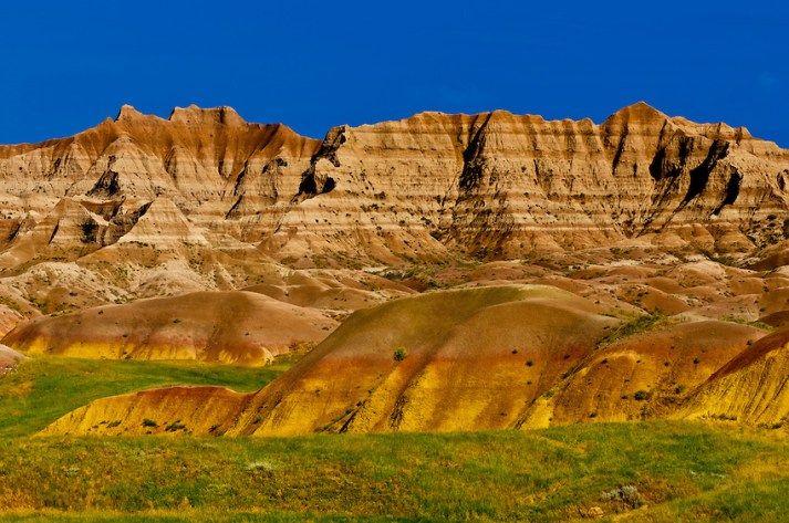 Nemzeti Park Badlands, South Dakota - Amerikai Nemzeti parkok