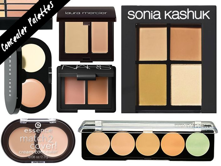 10 Best Concealer Palettes to Cover Up EverySituation | StyleCaster