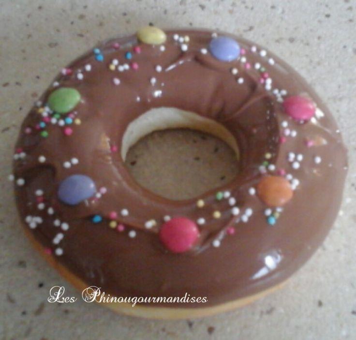 Beignets ou Donnuts au four  recette avec Thermomix