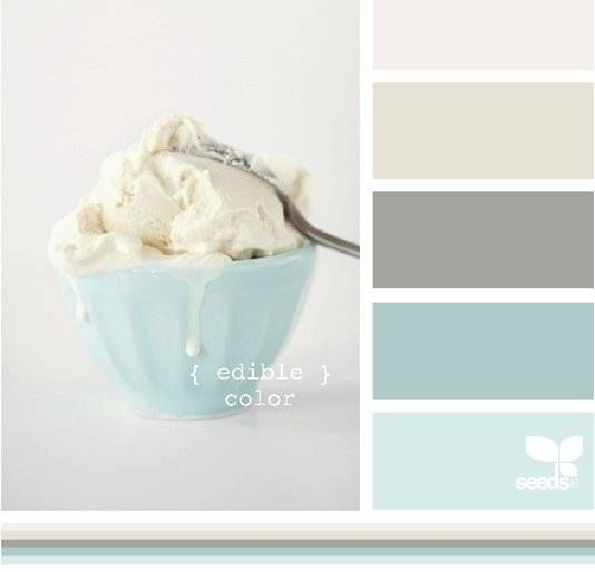 Also part of my color palette for my living room family room and kitchen