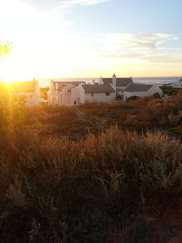 Fishing village of Paternoster up the Cape West Coast, South Africa