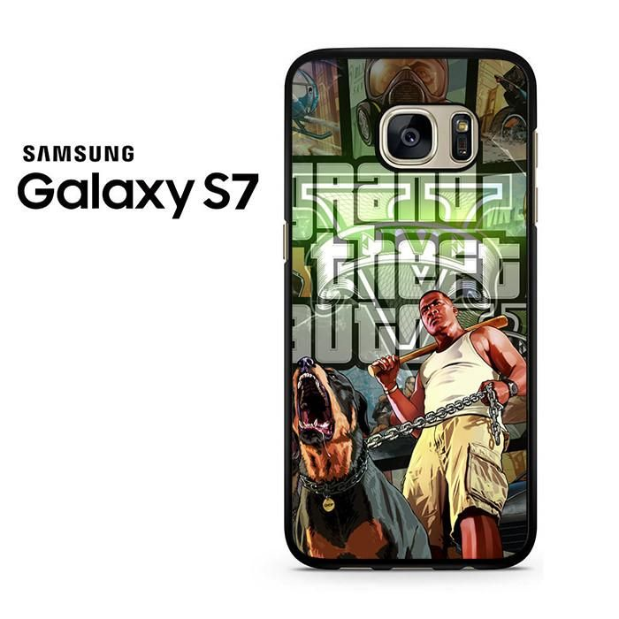 Grand Theft Auto V Rockstar Games Samsung Galaxy S7 Case