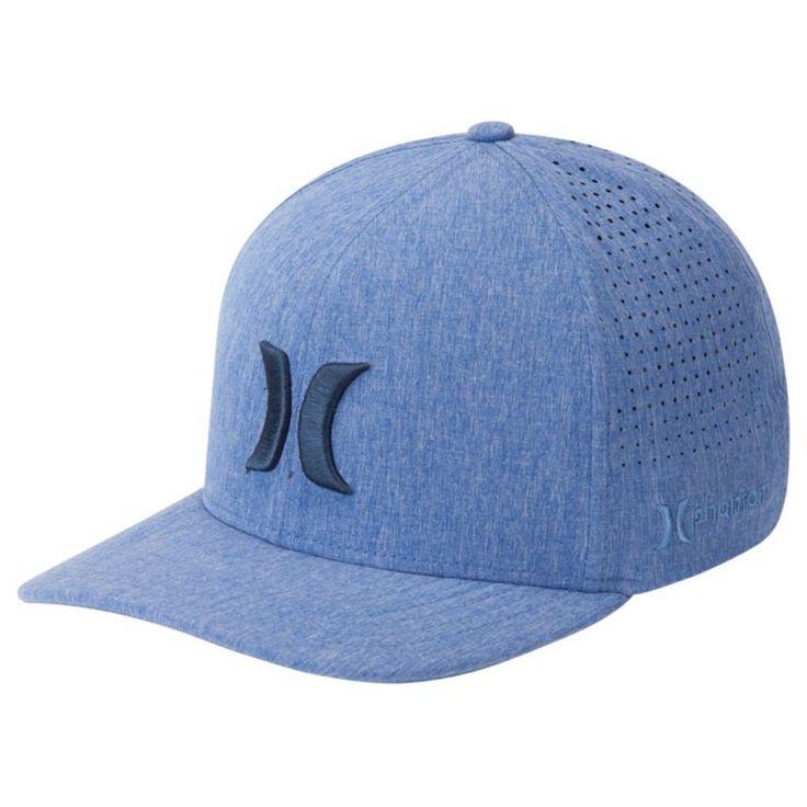 Hurley Men's Phantom Vapor 3.0 Hat, Size: L/XL, Blue