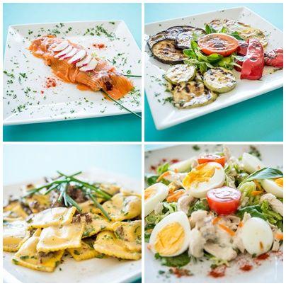 Taste the most delicious food at Phoenicia Luxury Hotel 4* Constanta Romania