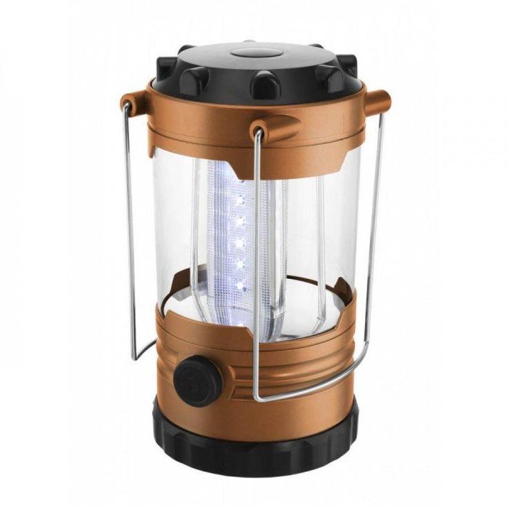 Blaze Lantern Copper Camping Hiking Outdoors Light Led Dimmer Batteries Handles #HomeLocomotion