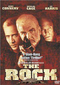 Amazon.com: The Rock: Sean Connery, Nicolas Cage, Ed Harris, John Spencer, David Morse, William Forsythe, Michael Biehn, Vanessa Marcil, Joh...