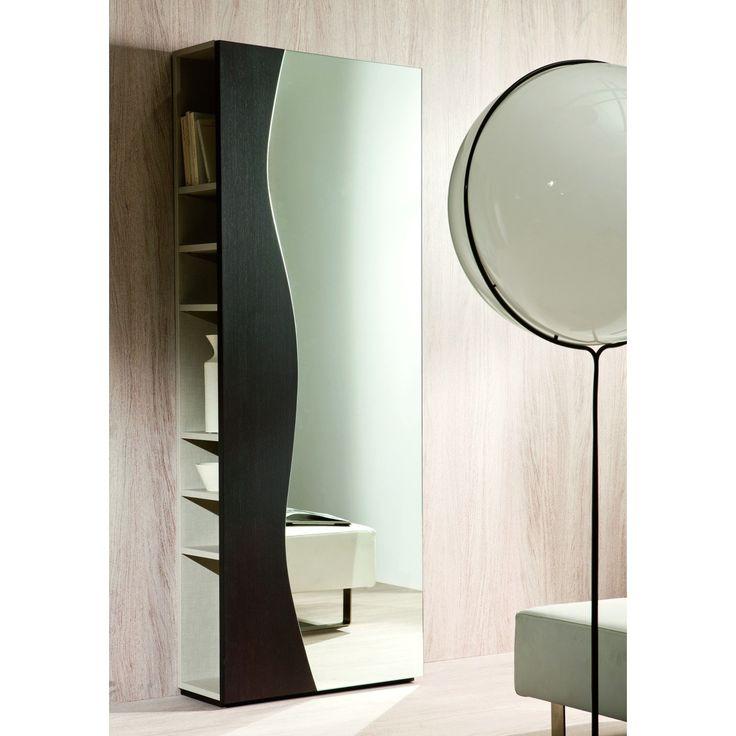 Mobile da ingresso con appendiabiti e specchio Futura - ARREDACLICK