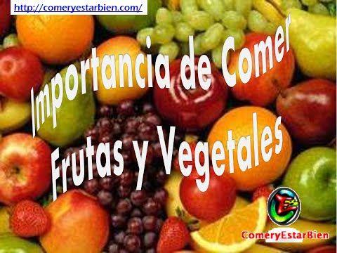 Importancia de los Vegetales en la Salud | ComeryEstarBien