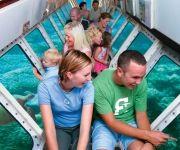 inside the semi-submarine at Green Island  #ecotourism #queensland #australia