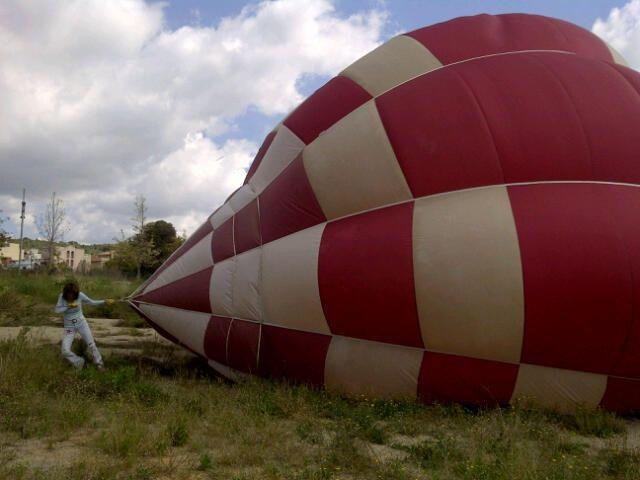 La fuerza del viento, la aventura de volar en un globo, la grandeza de la vela