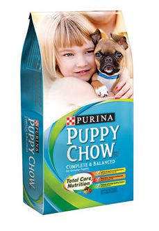 Purina 16.5-Pound Puppy or Dog Chow, Only $3.99 at Target!