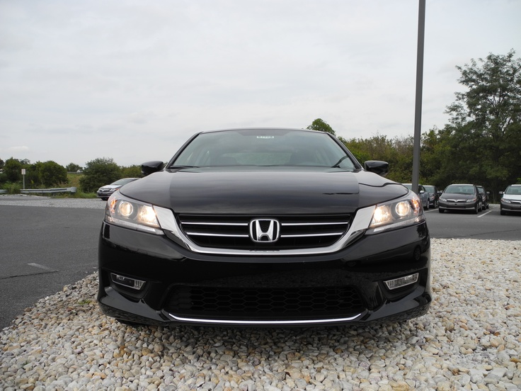 2013 Honda Accord Sport CVT Crystal Black Pearl Further Details Can Be Found On The Hagerstown Hondas Website