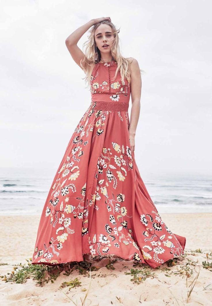 Jaase - Ndless Summer Maxi Dress