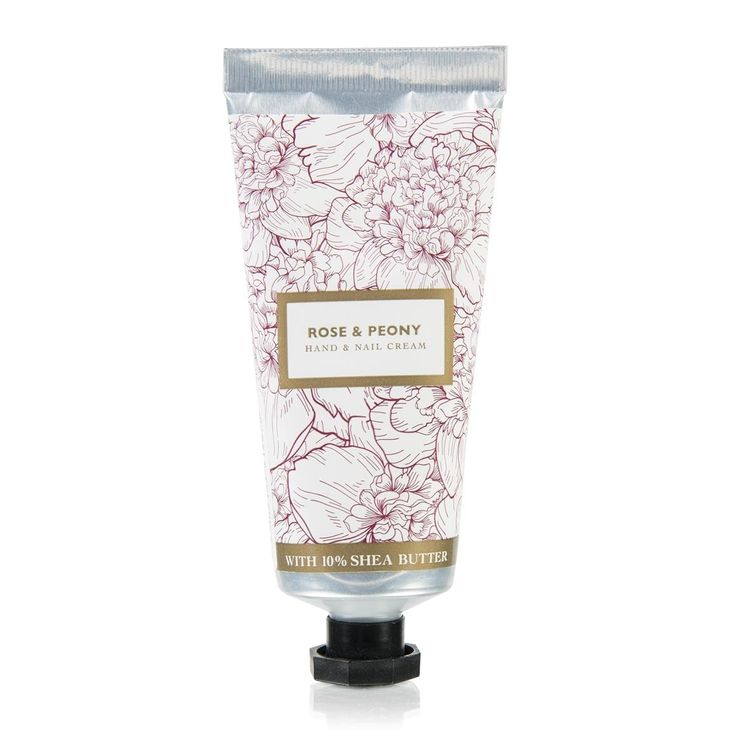 Rose & Peony Hand & Nail Cream
